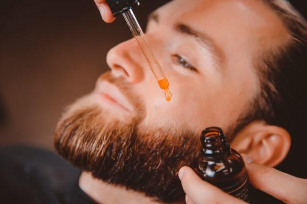 mens beard oil formulation